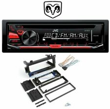 JVC 1-Din CD Player Car In-Dash Receiver Stereo For 1998-2000 Dodge Durango
