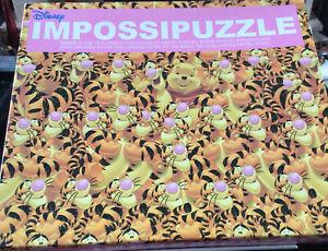 Disney Impossipuzzle 'Tigger' 550 Piece Jigsaw Puzzle