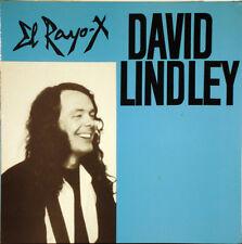 DAVID LINDLEY– El Rayo Live 8/28/82 GERMAN 2 LPS