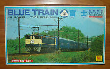 "Otaki ot5-10-1500, kit Blue Train ""Fuji"", looping + vías, h0, neu&ovp"
