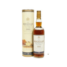 Macallan 18YO 1982 70cl  Single Speyside Malt Scotch Whisky