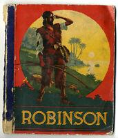 Sammelbilderalbum Robinson Onno Behrends Ostfriesland 90 Bilder