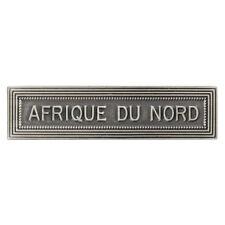 Agrafe pour médaille Ordonnance AFRIQUE DU NORD