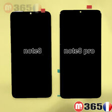 Redmi note8 / redmi note8 pro Ecran complet  VITRE TACTILE + LCD