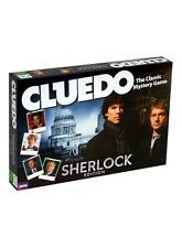 Official Bbc Sherlock Cluedo Board Game Brand New