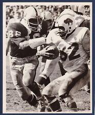 Buffalo Bills vs Oakland Raiders original 1970's football photo with OJ Simpson