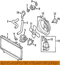 ZL0115186A Mazda Hose waterradiator up ZL0115186A