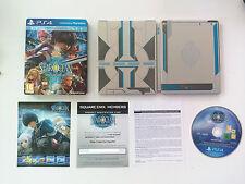 Star ocean 5 Edition limitée steelbook boitier metal Sony PS4 Playstation 4 FR
