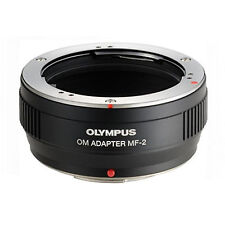 Objektivadapter mit Olympus OM Kamera- und Camcorder & Objektivanschluss