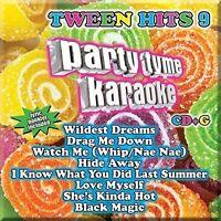 Various Artists - Party Tyme Karaoke: Tween Hits 9 [New CD]
