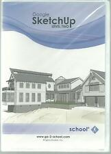 Google SketchUp Level Two (DVD, 2007)  ***Brand NEW!!***