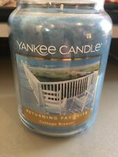Yankee Candle Cottage Breeze Usa Returning Favorite