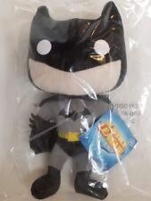 Funko Pop! plush black Batman SDCC 2010 exclusive Sealed factory bag w/Tag Pop
