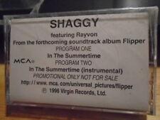 SEALED RARE PROMO Shaggy CASSETTE TAPE In The Summertime RAYVON Flipper reggae !