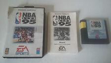 NBA LIVE 95 - SEGA MEGADRIVE - JEU MEGA DRIVE COMPLET