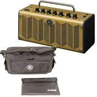 Yamaha THR5A Combo Acoustic Guitar Amplifier Cubase AI VCM Effects & Carry Bag