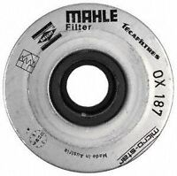Mahle Original   Oil Filter  OX187D