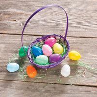 Bulk Pastel Plastic Easter Eggs - 144 Pc. - Party Supplies - 144 Pieces