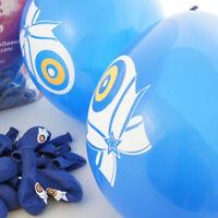 Ballons balonu Nazar Maşallah pour fête, sünnet (Lot de 10 ballons)