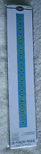 "Sizzix ~ Sizzlits ~ Decorative Strip ~ ""Stenciled Border""  #558395 **NEW**"