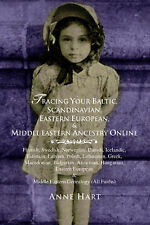 Tracing Your Baltic, Scandinavian, Eastern European, & Middle Eastern Ancestry O