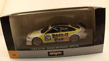 ONYX Honda Accord Brookes Motorsport BTCC 98 - ROBB GRAVETT - XT127  1/43