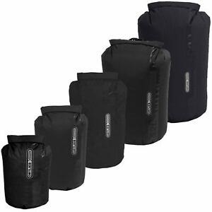 Ortlieb PS10 Waterproof Dry Bags IP64 Roll-Top Closure Dustproof Black 1.5-22L