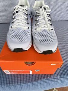 Nike Zoom Pegasus 34 Men's Running Shoes   Grey Size 13