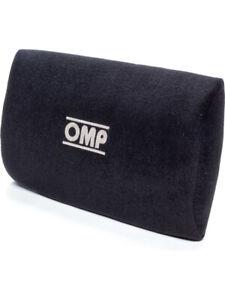 Omp Racing, Inc. Lumbar Support - Black - OMP Seats - Each (HB/662/N)