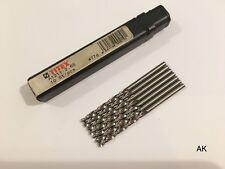 7 Stück Spiralbohrer / Titex / A1211 / 2,65 / HSS