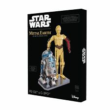 STAR WARS C-3PO & R2-D2 DELUXE SET Star Wars Fascinations FA MMG276