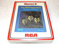 """Main Ingredient, The """"Shame On The World"""" 8-Track Tape, SEALED/ MINT!, 1975 RCA"""