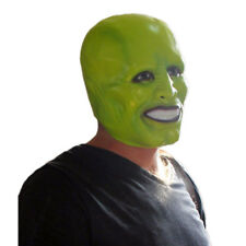 Stanley Ipkiss Green The Mask Costume Jim Carrey Cosplay Movie Prop Overhead