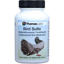 Bird Sulfa Sulfamethoxazole Trimethoprin  30 Tablets