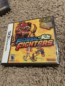 Fossil Fighters (Nintendo DS, 2009) Brand New
