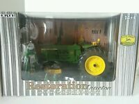 ERTL 1/16 JOHN DEERE 4020 RESTORATION TRACTOR WITH ACCESSORIES BRAND NEW IN  BOX