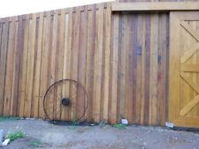 Hardwood Rails 150/25 horse fences, yards feature walls