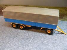 1/87 Brekina 3-ACH rimorchio per conto della DB Chassis Blu Giallo