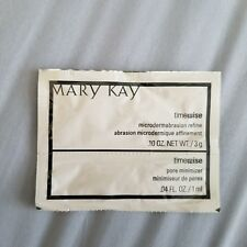 Mary Kay TimeWise Microdermabrasion step 1 & 2 Refine Sample