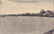 Pont Rivière Yamaska ST HYACINTHE Quebec Canada 1924-30s Charpentier Postcard 8