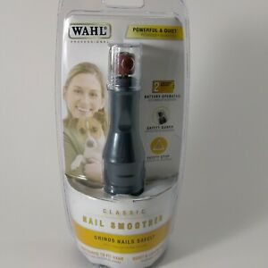 Wahl Professional Animal Nail Grinder Trimming Kit Quiet Lightweight Dog Cat