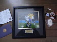 Pablo Aimar 100% Reliable Autographed Signed Photo with COA Framed Valencia 3