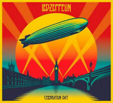2 DISC Led Zeppelin - CELEBRATION DAY ( AUDIO CD + DVD PAL )