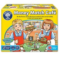 Orchard Toys 500 International Money Match Café Fun Learning Games Ages 5yrs+