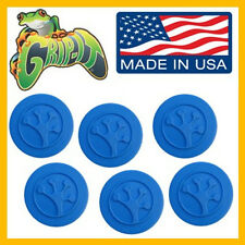 GRIP-IT Thumbstick Cover Cap Grip PS3 PS4 Xbox One Controller [6xBlue Bulk Pack]