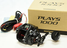 2017 NEW Shimano PLAYS 1000 Electric Reel From Japan