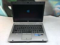HP EliteBook 2560p Laptop / i5 2.6GHZ / 4GB / Webcam / 160GB /Windows 10