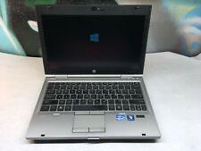 HP EliteBook 2560p Laptop / i5 2.6GHZ / 4GB / Webcam / 160GB /Windows 10