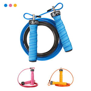 5BILLION High Speed Jump Rope Adjustable with Ball Bearing MMA Boxing
