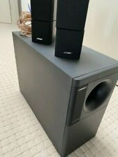 Bose Acoustimass 5 Series Iii Speaker System includes Subwoofer, 2 Doublecubes
